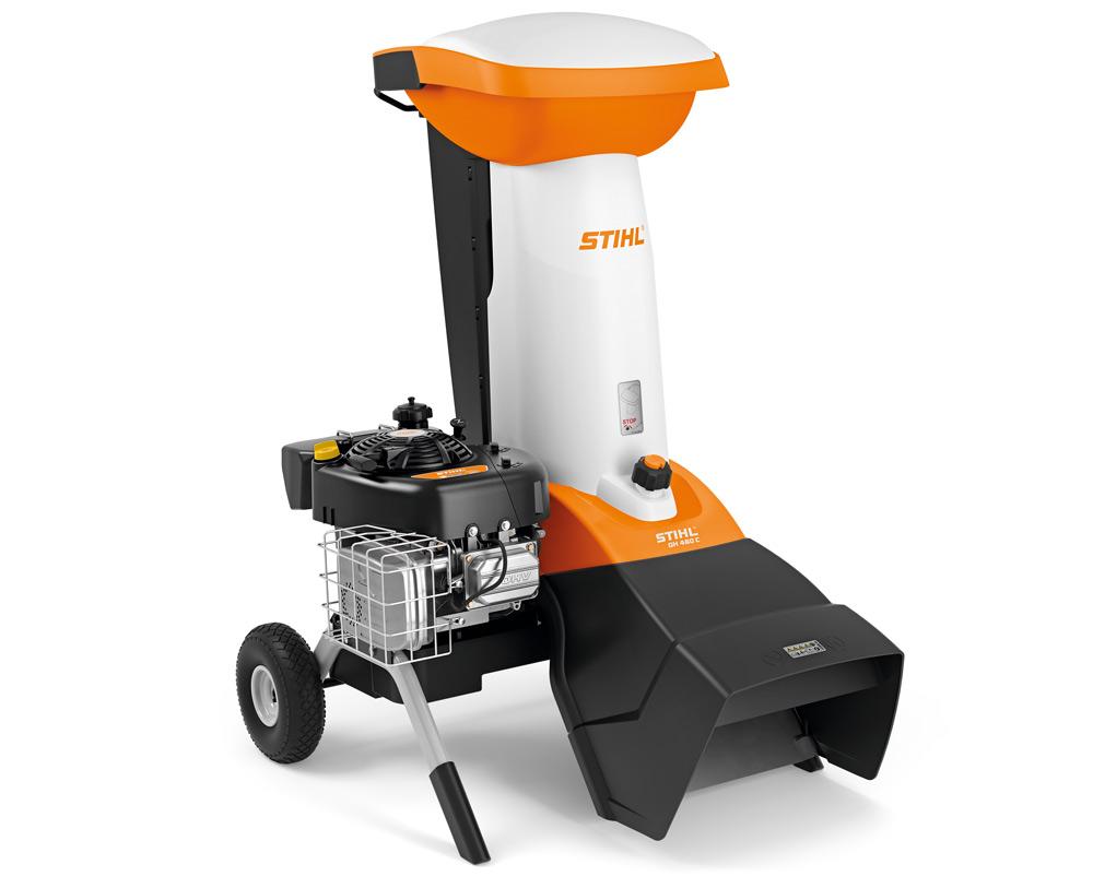 Benzínový záhradný drvič STIHL GH 460 C
