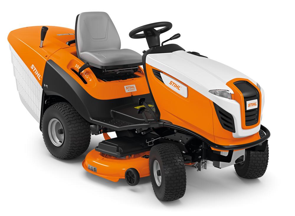 Záhradný traktor STIHL RT 6112 C