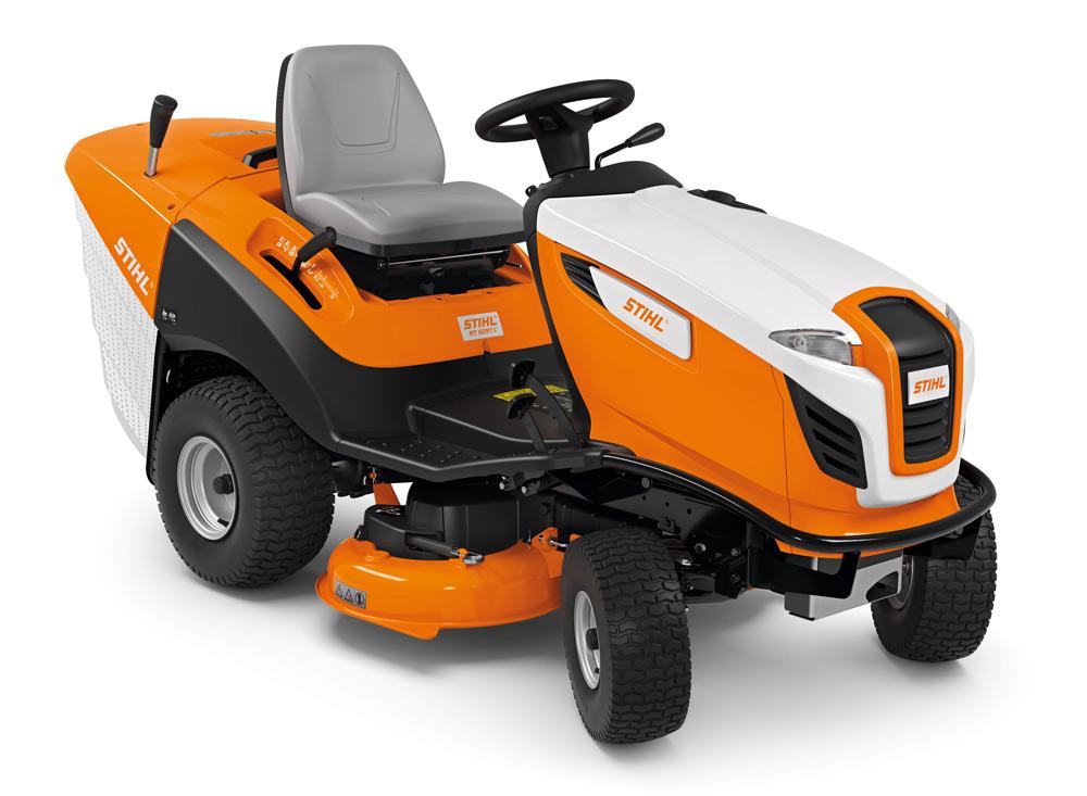 Záhradný traktor-STIHL-RT-5097C