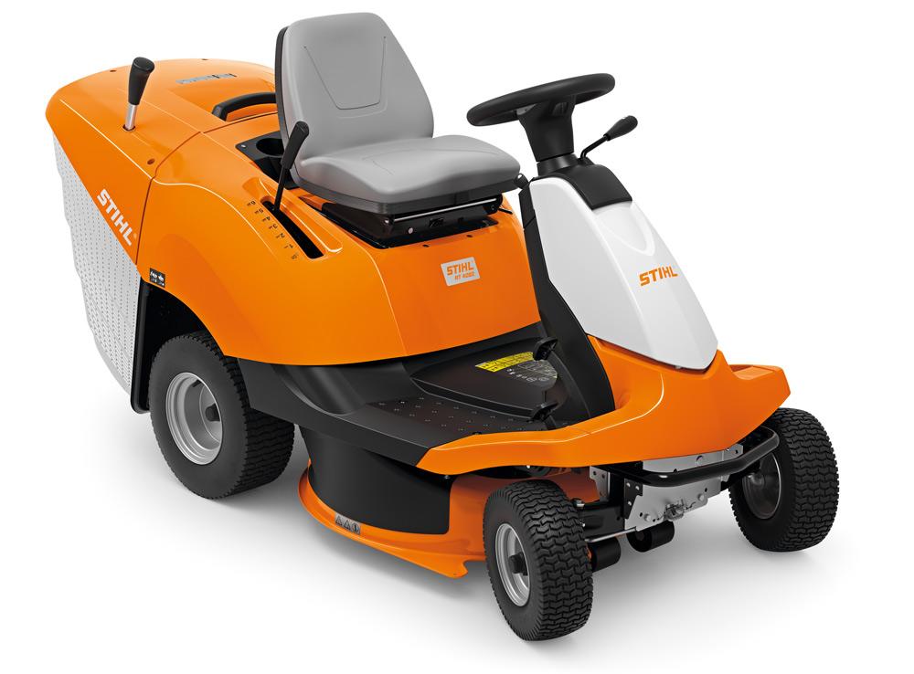 Záhradný traktor-STIHL-RT-4082