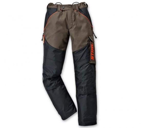 FS 3PROTECT ochranné nohavice, pre prácu s krovinorezom XL