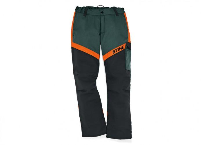 FS PROTECT, ochranné nohavice pre prácu s krovinorezom XL