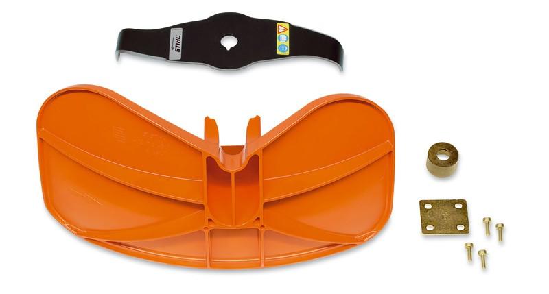 Kompletná sada štiepkovacieho noža, pre FS 350, 400, 450, 480