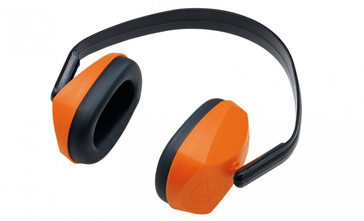 Mušľové tlmiče na ochranu sluchu CONCEPT - 23