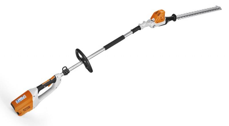 Akumulátorové nožnice na vysoký živý plot-STIHL HLA 65