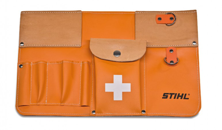 Kombinovaná taška na náradie, s balíčkom prvej pomoci
