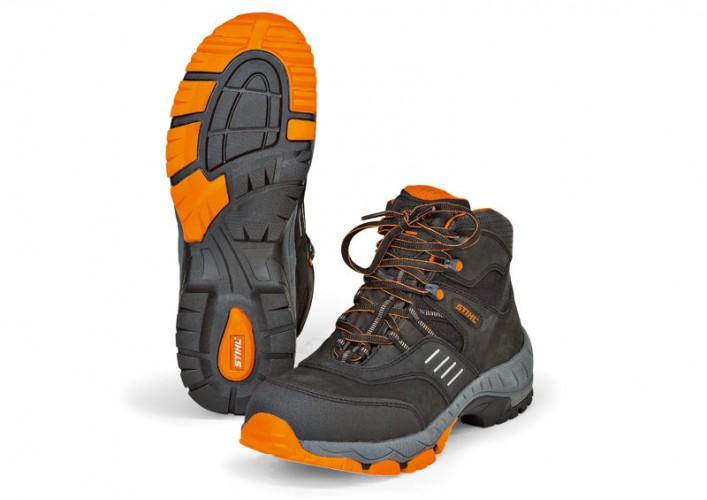 Worker S3 šnúrovacie bezpečnostné topánky 46