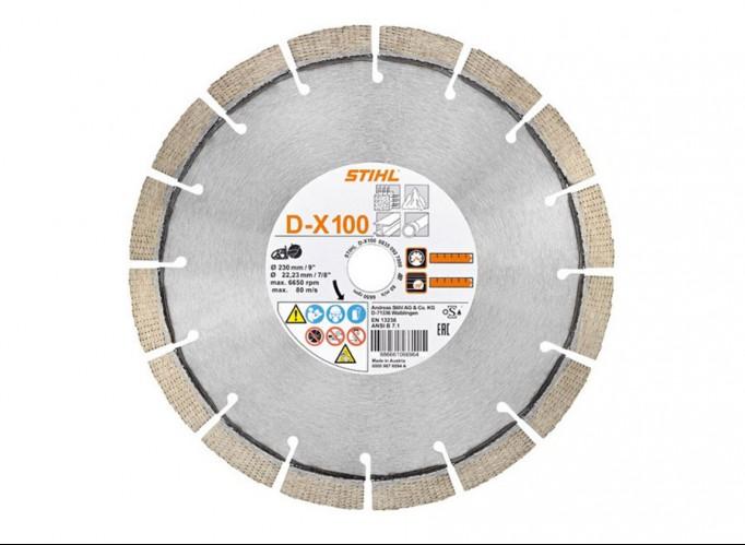 Diamantový rozbrusovací kotúč X100 pre TSA 230