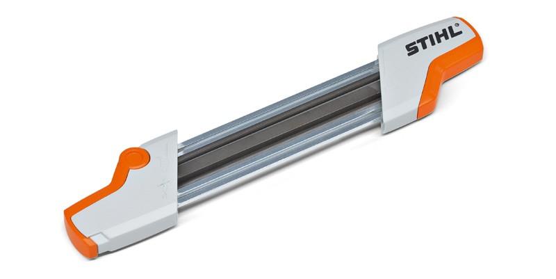 """Držiak pilníkov 2 v 1, (vrátane pilníkov) Pre reťaze 1/4"""" P, priemer 3,2 mm"""