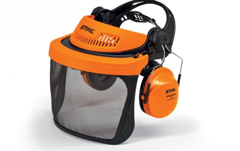 Ochrana tváre a sluchu G500