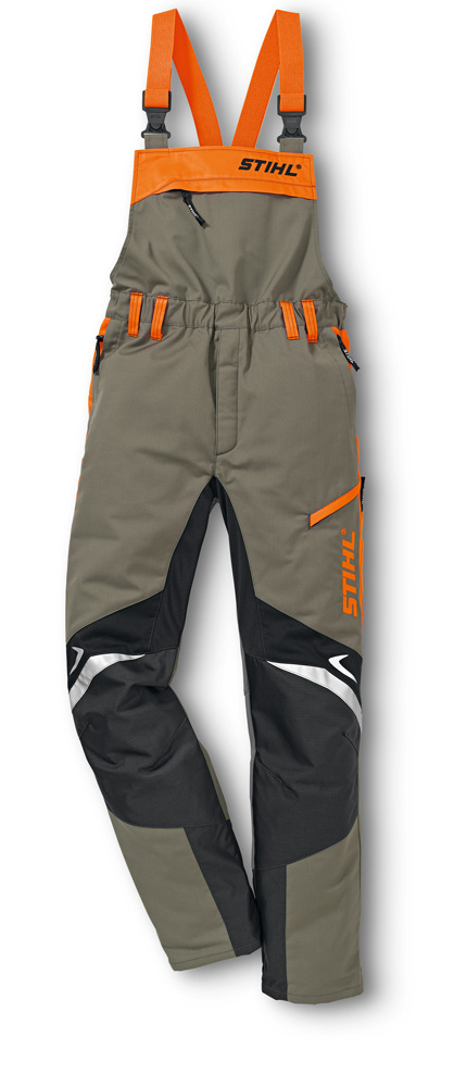 FUNCTION ERGO - nohavice s náprsenkou L