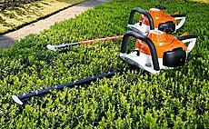 Motorové záhradné nožnice