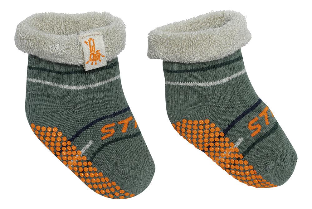 Detské zateplené ponožky