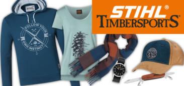 TIMBERSPORTS, hračky a predmety pre voľný čas
