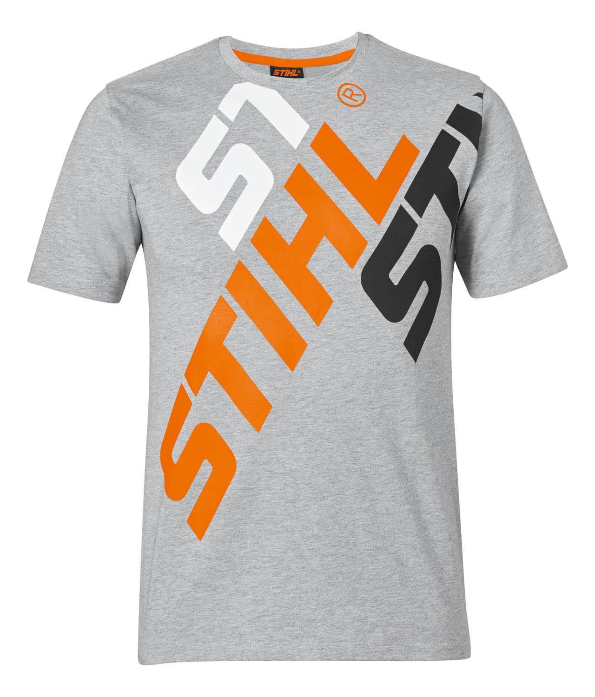 Tričko sivé S
