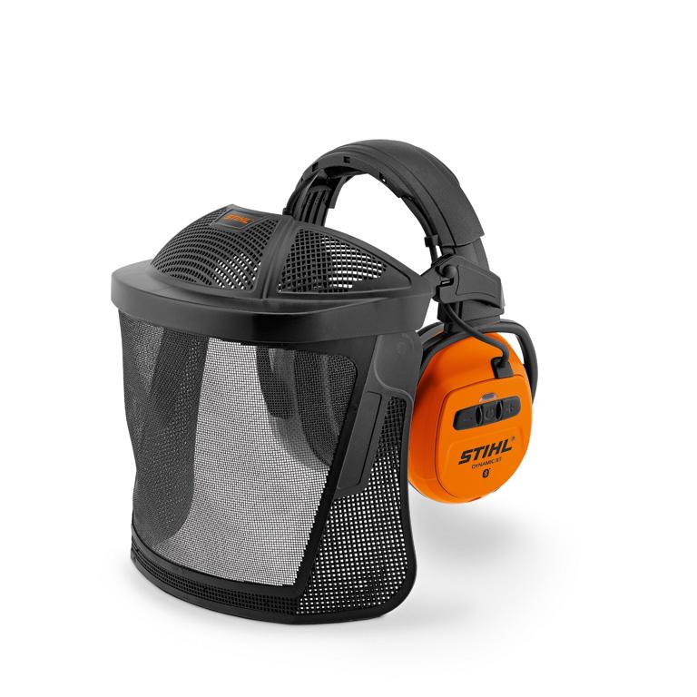 Ochrana tváre a sluchu DYNAMIC BT-N
