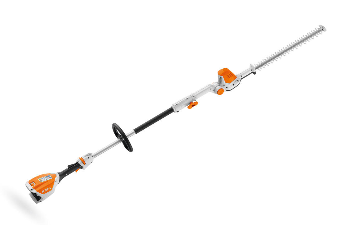 Akumulátorové nožnice na vysoký živý plot-STIHL HLA 56