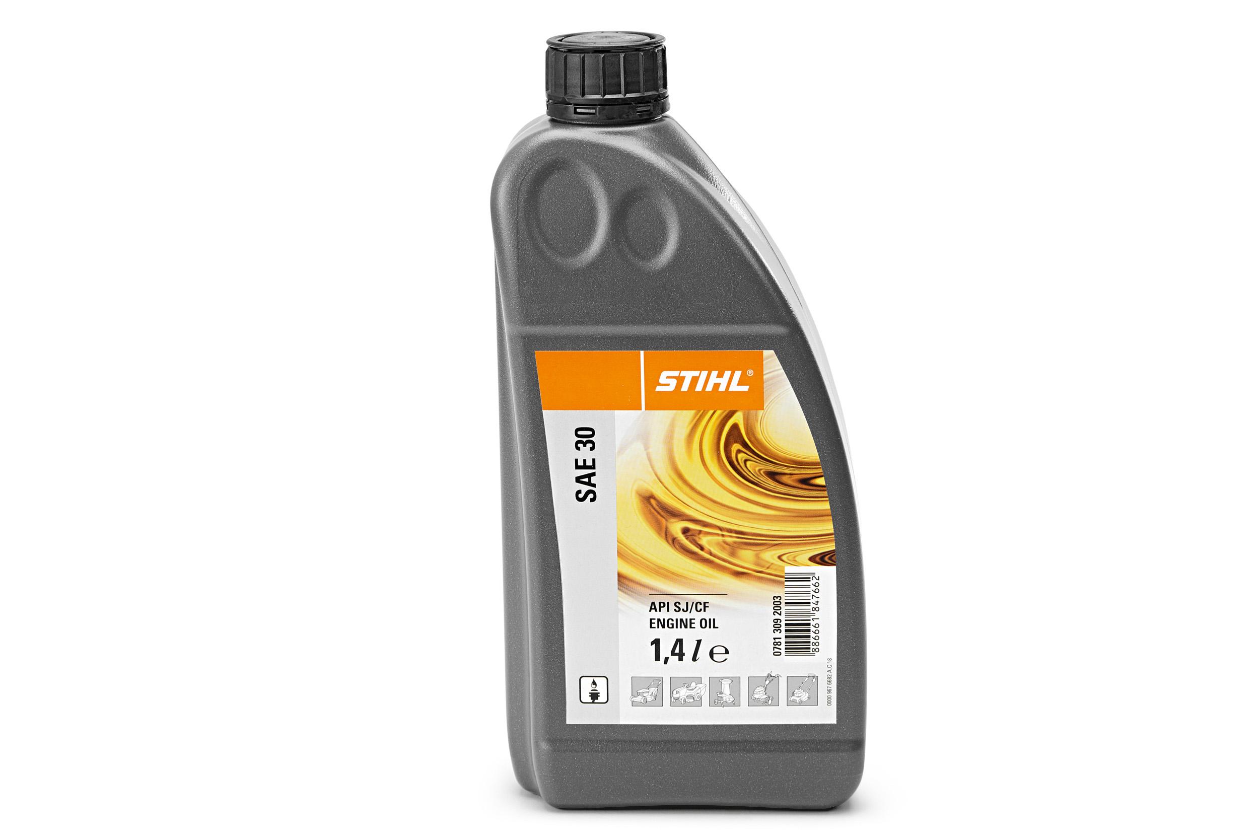 Olej STIHL pre 4-taktné motory 1,4 l
