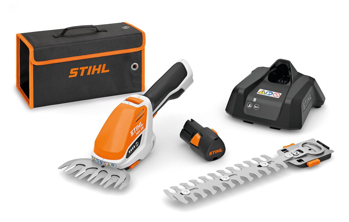 Akumulátorové záhradné nožnice-STIHL HSA 26 iba nožnice