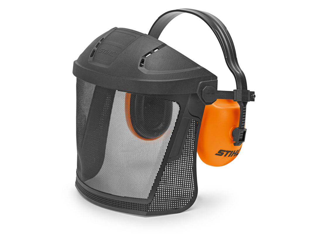 Ochrana tváre s ochranou sluchu FUNCTION