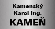 Kamenský Karol Ing. KAMEŇ – predajca techniky STIHL a VIKING